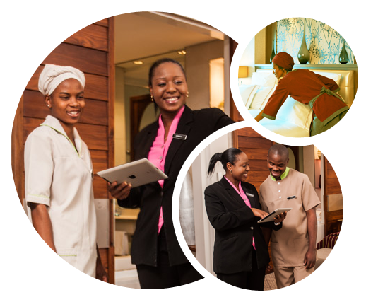 EMPOWERING HOUSEKEEPERS ACROSS SA